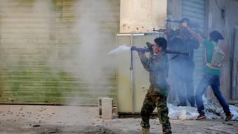Die Kämpfe in Libyen beunruhigen Italien (Symbolbild)