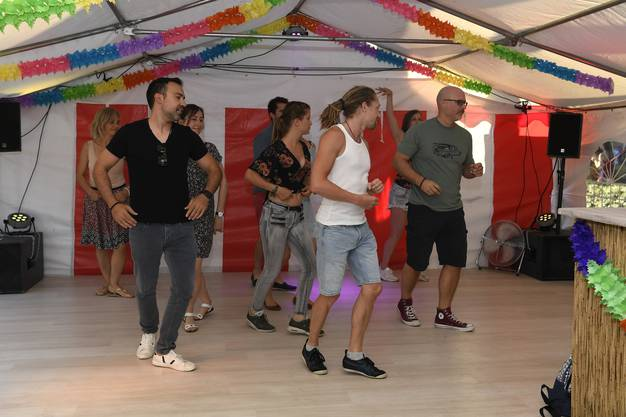 Salsa Workshop bei Salsabrosa.