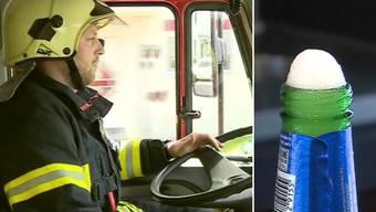 Feuerwehr-Chauffeur dürfen bald wieder mit auch einem Bier intus ans Steuer sitzen.