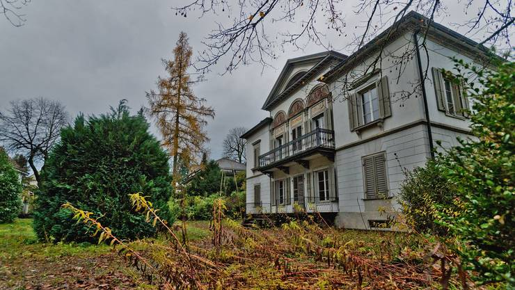 Die Villa Malaga erhielt an einer «internen Steigerung» einen neuen Besitzer.