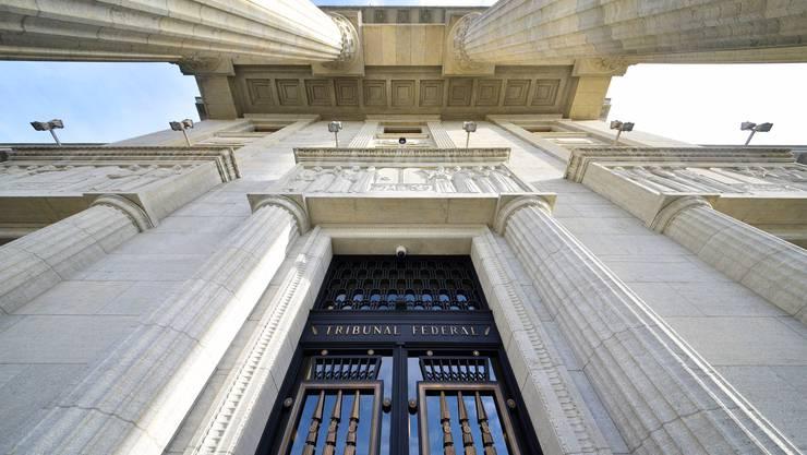 Auch das Bundesgericht kehrt wieder zum Normalbetrieb zurück.