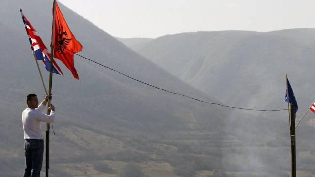 Annäherung: Albanien und Kosovo halten erstmals gemeinsame Sitzung