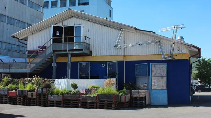 Der Club «Schlaflos» liegt in der Aarauer Telli, direkt neben dem KIFF.
