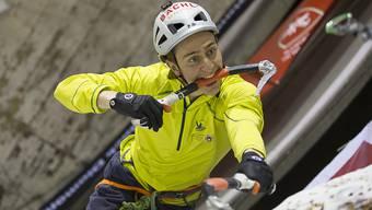 Kevin Huser konnte sich am letzten Weltcup in Saas Fee für den Finaldurchgang qualifizieren.