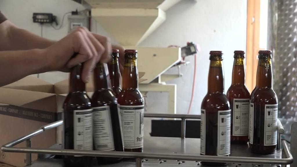 Schweizer Bier boomt