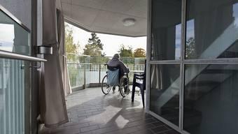 Mit dem Alter steigen die Zweifel, ob das Leben mit einer Demenzerkrankung noch lebenswert wäre. (Symbolbild)