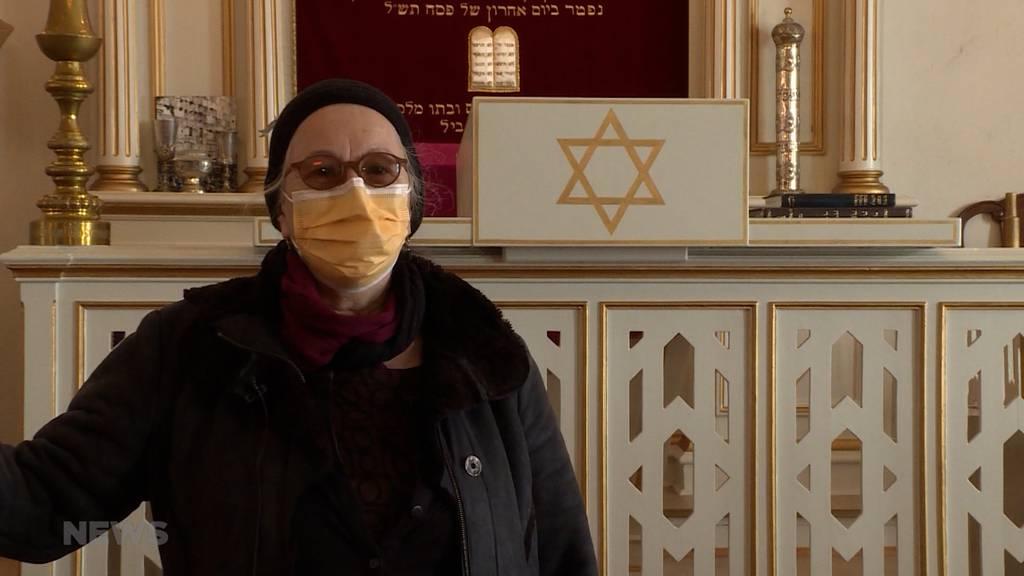 Synagogen-Schändung: Jüdische Gemeinde ist entsetzt