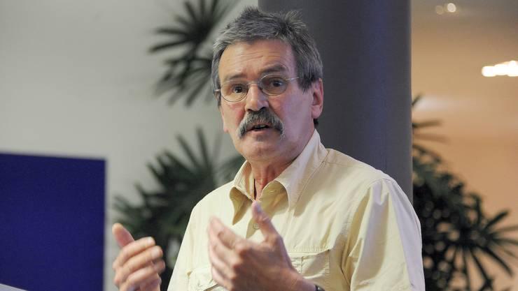 Der Solothurner Ex-Regierungsrat Robert Zanetti (SP) erhielt nach seiner Abwahl eine Abgangsentschädigung von rund 130 000 Franken.
