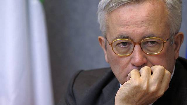 Finanzminister Tremonti ist zufrieden