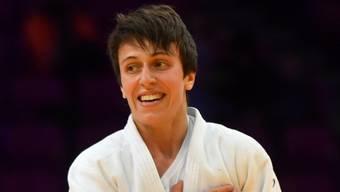 Evelyne Tschopp gewinnt in Perth die Bronzemedaille.