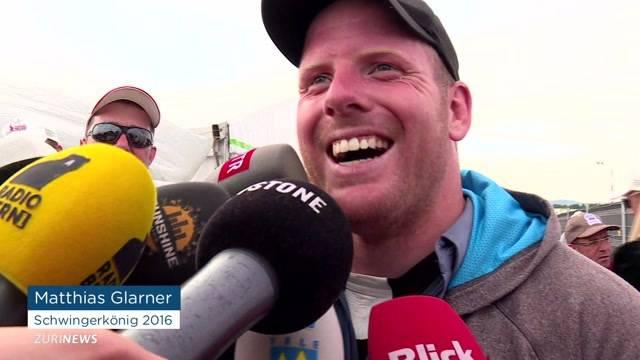 Matthias Glarner ist neuer Schwingerkönig