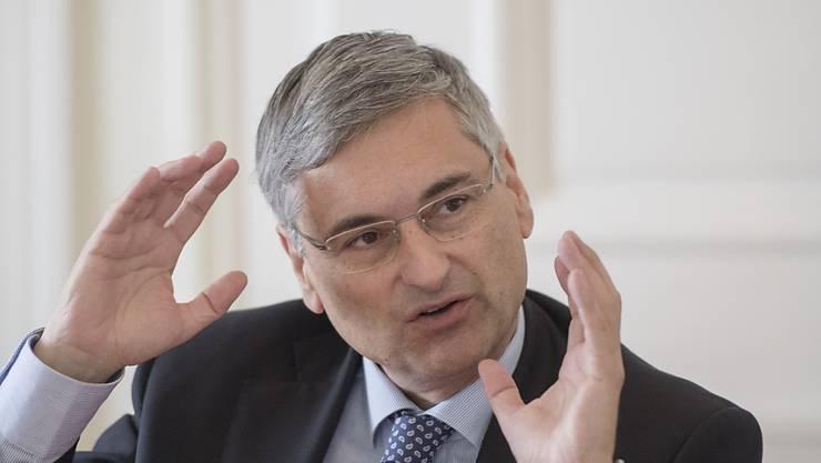 Der Luzerner CVP-Regierungsrat Guido Graf.