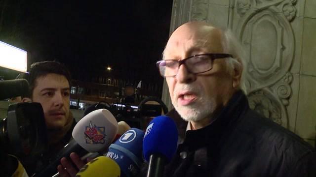 Freispruch - Karl Dall in Zürich vor Gericht