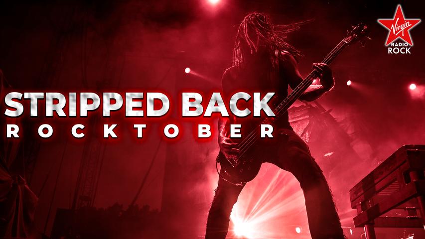 Rocktober Stripped Back
