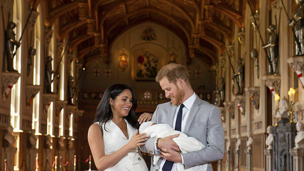Royal Baby heisst Archie