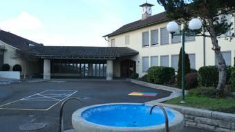 Die Gasheizung der Schulanlage Büel wurde 2014 erneuert.