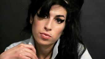Die im Sommer 2011 verstorbene Sängerin Amy Winehouse