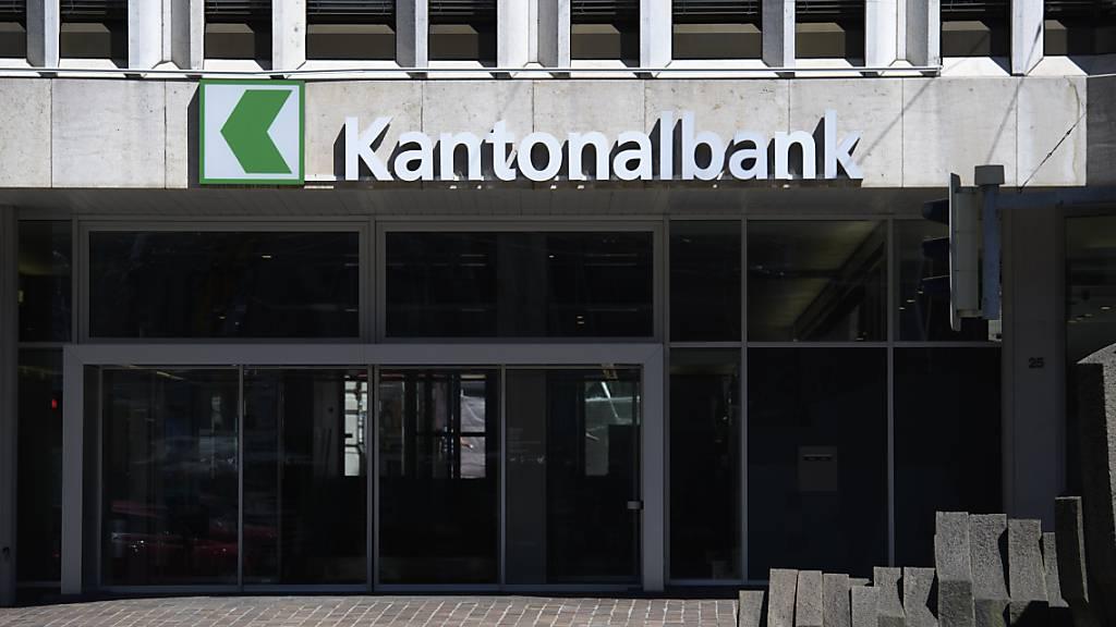St. Galler Kantonalbank erhöht nach starkem Semesterergebnis Prognosen (Archivbild)