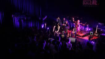 Das Basler Musikfestival BScene zog über 7000 Besucher an.