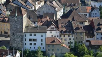 Mit der Revision der Ortsplanung wird aufgezeigt, wie sich das Zentrum mit Brugg (im Bild) und Windisch entwickeln soll.Janine Müller