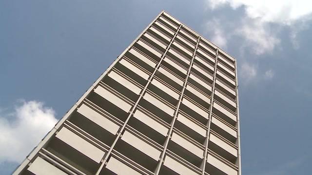 Tödlicher Balkonsturz in Olten