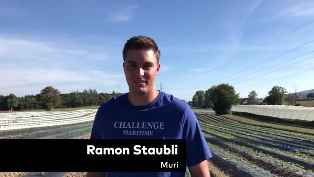 Ramon Staubli – Aargauer Bauer 2018
