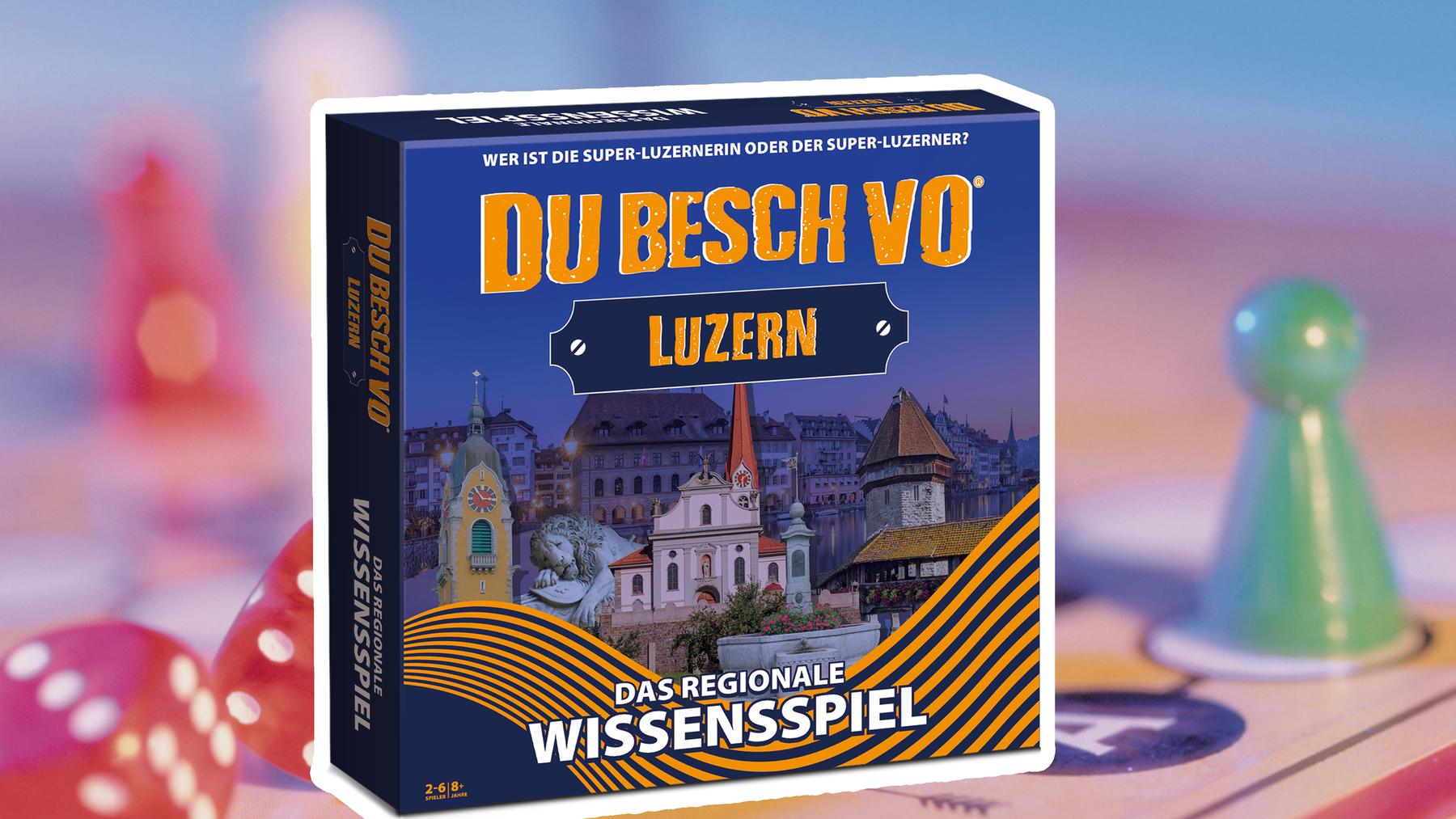Du besch vo - Luzern