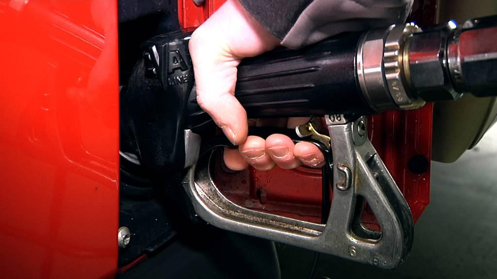 Benzinpreis Erhöhung