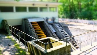 Hier kommt das Abwasser zusammen: Im Pumpwerk Länggenbach in der Geroldswiler Fahrweid. Es wird nun ausgebaut.