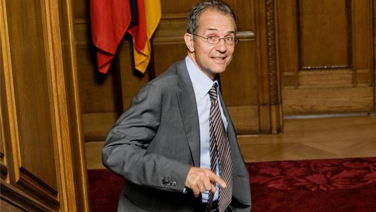 Tim Guldimann will für die SP in den Nationalrat – er reist dafür oft mit dem Flugzeug aus Berlin in die Schweiz.