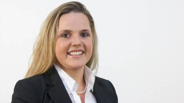 Die junge Sozialhilfe-Expertin Martina Bircher ist eine von fünf SVP-Frauen, die den Sprung nach Bern anstreben. Mit intakten Chancen angesichts gleich vier SVP-Rücktritten.