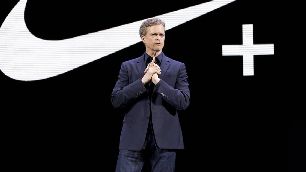 Lockdown lässt Nikes Umsatz deutlich einbrechen