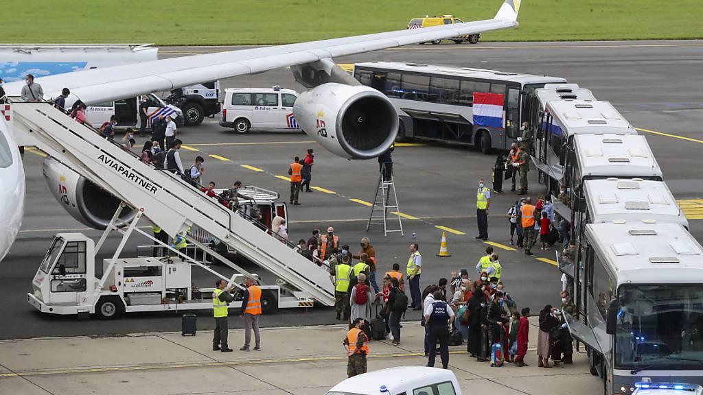Belgien und Polen beenden Evakuierung aus Afghanistan
