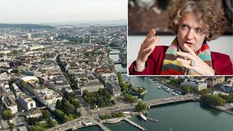 Zürich sei bereits unterwegs, etwas smarter zu werden, sagte Stadtpräsidentin Corine Mauch am Mittwoch im Parlament. (Archivbild)