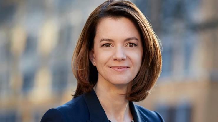 Katharina Ammann, 46, wird Kunsthausdirektorin.