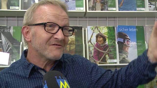 BFU-Sprecher Thomas Kramer über Unfallprävention auf dem Schulweg