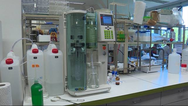 Kantonales Labor zieht um