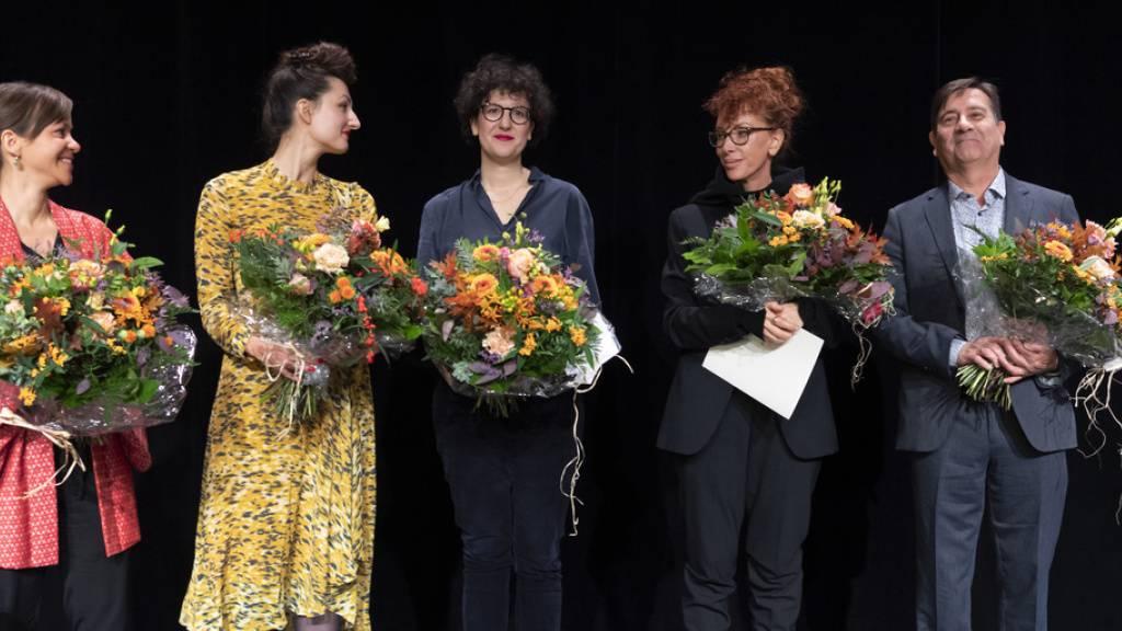 "Sibylle Berg erhält Preis für ""GRM. Brainfuck.»"
