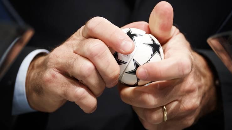 Wie rollen die Loskugeln für den FC Basel?