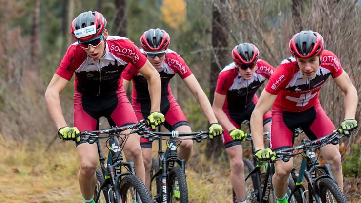 Das Bike Team Solothurn liefert regelmässig Topresultate ab. Leistungen, die durch eine umfassende Förderung der jungen Sportler möglich werden.