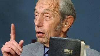 Der 89-jährige Camping lag mit seiner Prophezeiung falsch (Archiv)