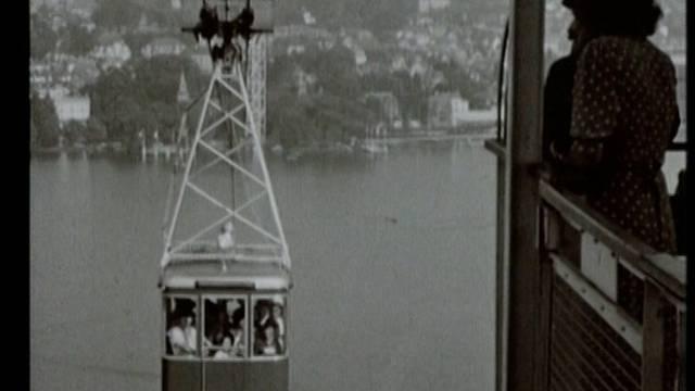 Das Original: Landibahn 1939