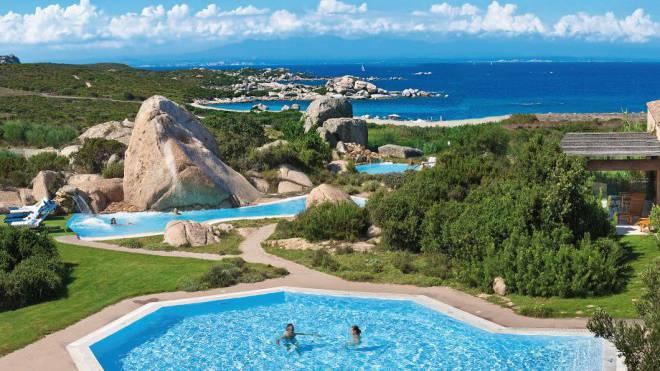 Eine Oase: Das Resort Valle dell' Erica Thalasso & SPA.