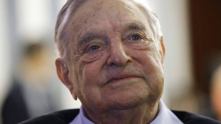 Die von George Soros ins Leben gerufene Stiftung, Open Society Foundation, hat am Dienstag den wachsenden Rechtspopulismus und Nationalismus weltweit kritisiert. (Archivbild)