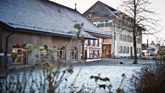 Unter Beschuss: Die Rudolf-Steiner-Schule in Schafisheim.