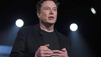 """Bezeichnete einen Retter im thailändischen Höhlen-Drama als """"Pädo-Typen"""" und """"Kindervergewaltiger"""": Tesla-Chef Elon Musk."""