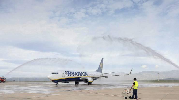 Ryanair will weiterhin hoch hinaus. (Archivbild)