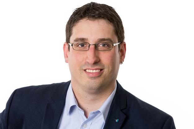 Grossrat Stefan Huwyler kandidiert 2020 erneut fürs Kantonsparlament