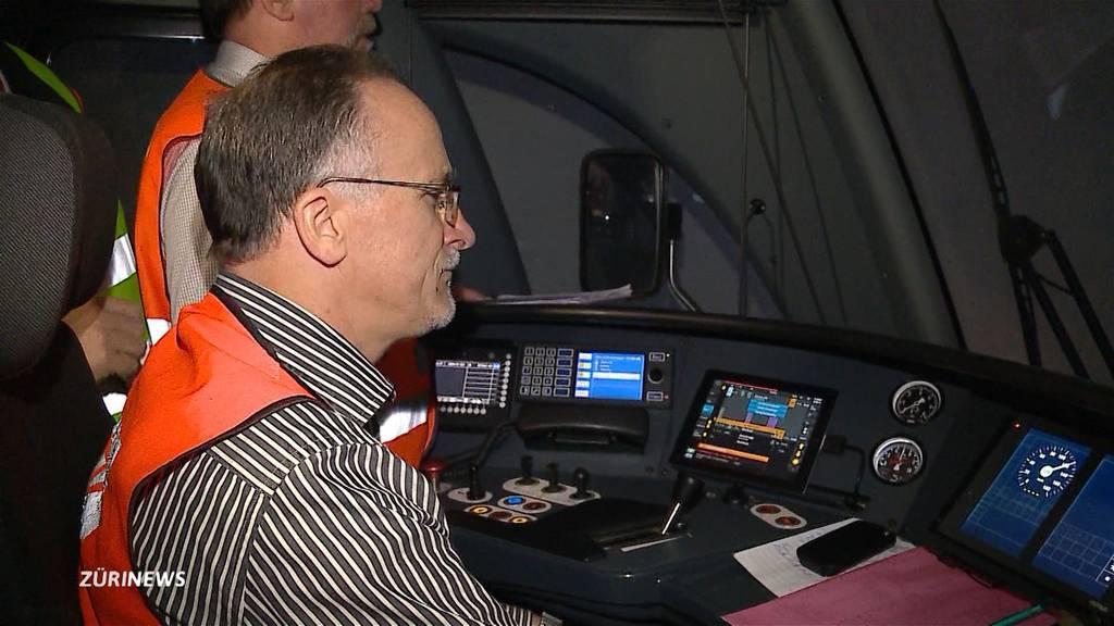 Lokführermangel zwingt die SBB zu Einschränkungen im Fahrplan