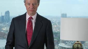 Barclays-Verwaltungsratspräsident Marcus Agius hat ebenfalls seinen Rückzug angekündigt (Archiv)